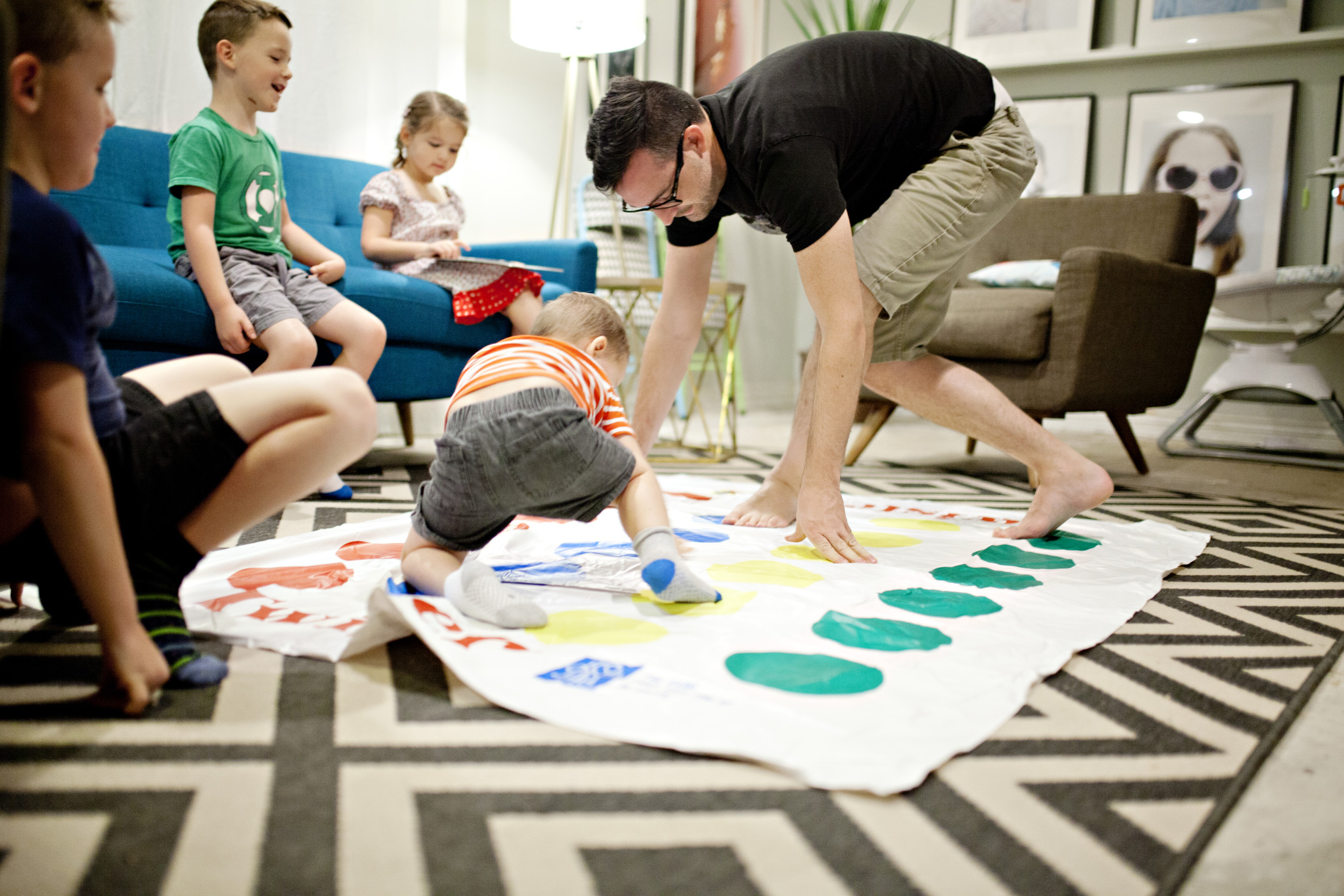 Fun Ideas to Shake Up Your Time at Home