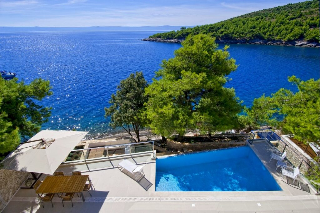 Villa White pearl of Brac