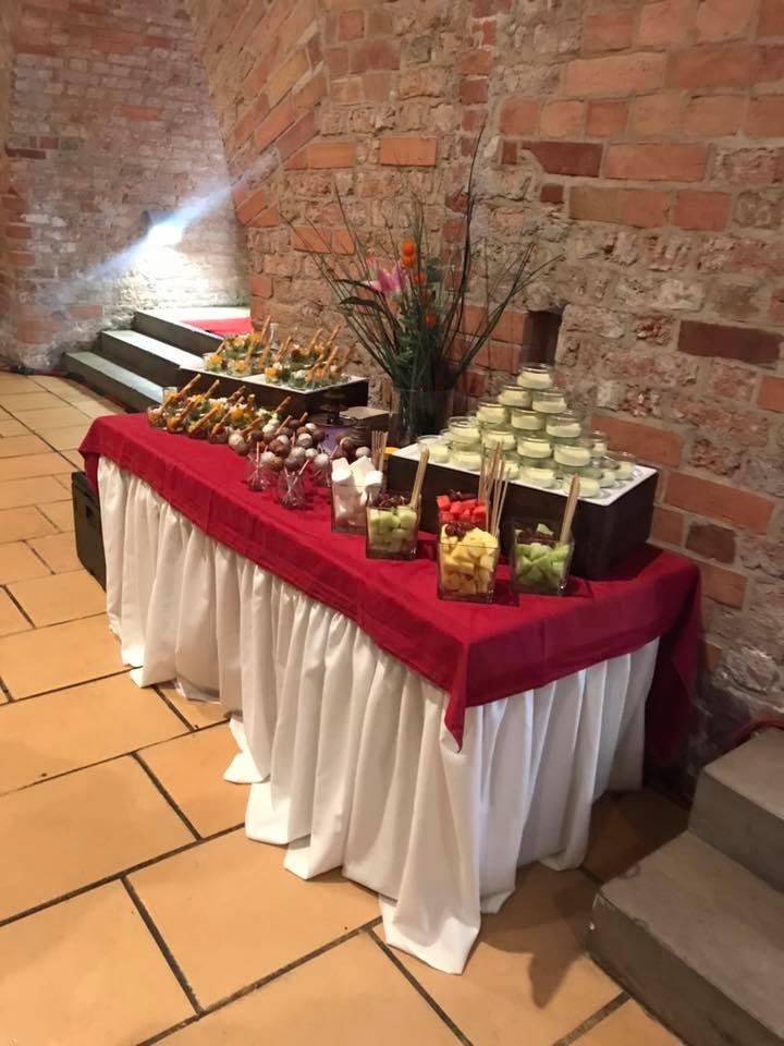 Sweeties beim Hochzeitscatering@Privatkoch.Berlin