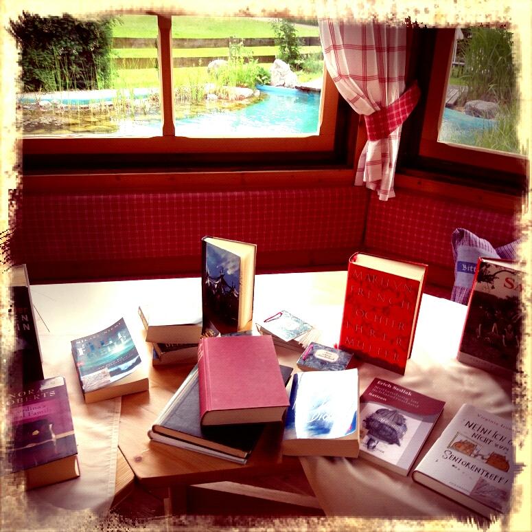 Bücherpavillion Sonnleitn