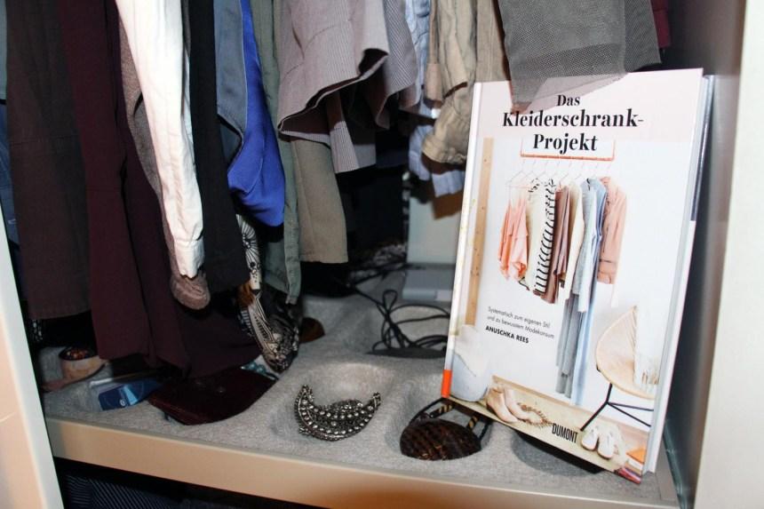 Das Kleiderschrankprojekt Anuschka Rees