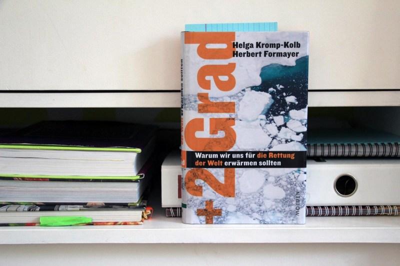 Buch zur Klimaerwärmung in Österreich