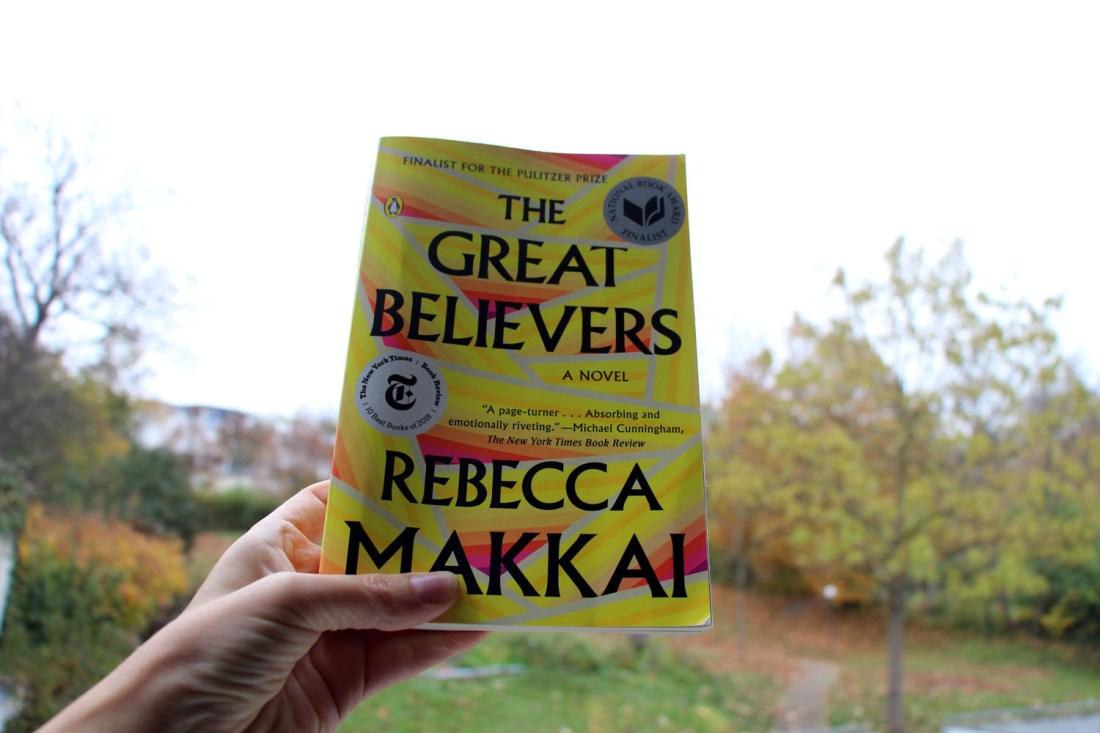 The Great Believers, Rebekka Makkai