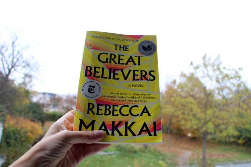The Great Believers, Rebekka Makkai