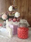 candy bar mariage