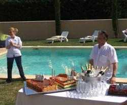 traiteur organisateur d'événements Provence / fête d'anniversaire