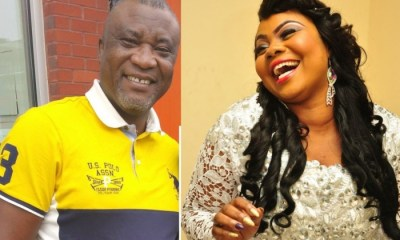 Gospel Musician, Gifty Osei Engaged To A Politician, Hopeson Adoye