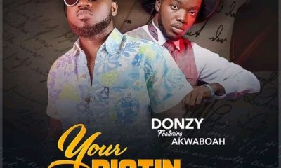 donzy – your distin ft. akwaboah