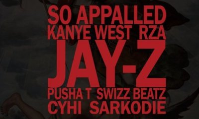 Kanye West – So Appalled Ft Sarkodie