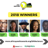 African Youth Awards 2018 full list of winners, Ato Ulzen- Appiah wins big