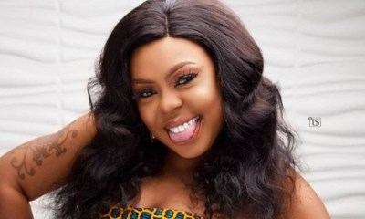 Ghanaian comedienne Afia Afia Schwarzenegger says she pays male prostitutes to lick her down.