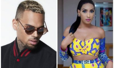 Video: I want to date Chrisbrown, have a crush on him - Juliet Ibrahim reveals