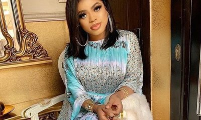 Bobrisky devastated as driver allegedly runs away with new Benz and N600k