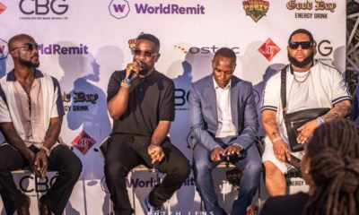 17th Edition Of Ghana Party In The Park UK launched, Sarkodie Made Creative Director