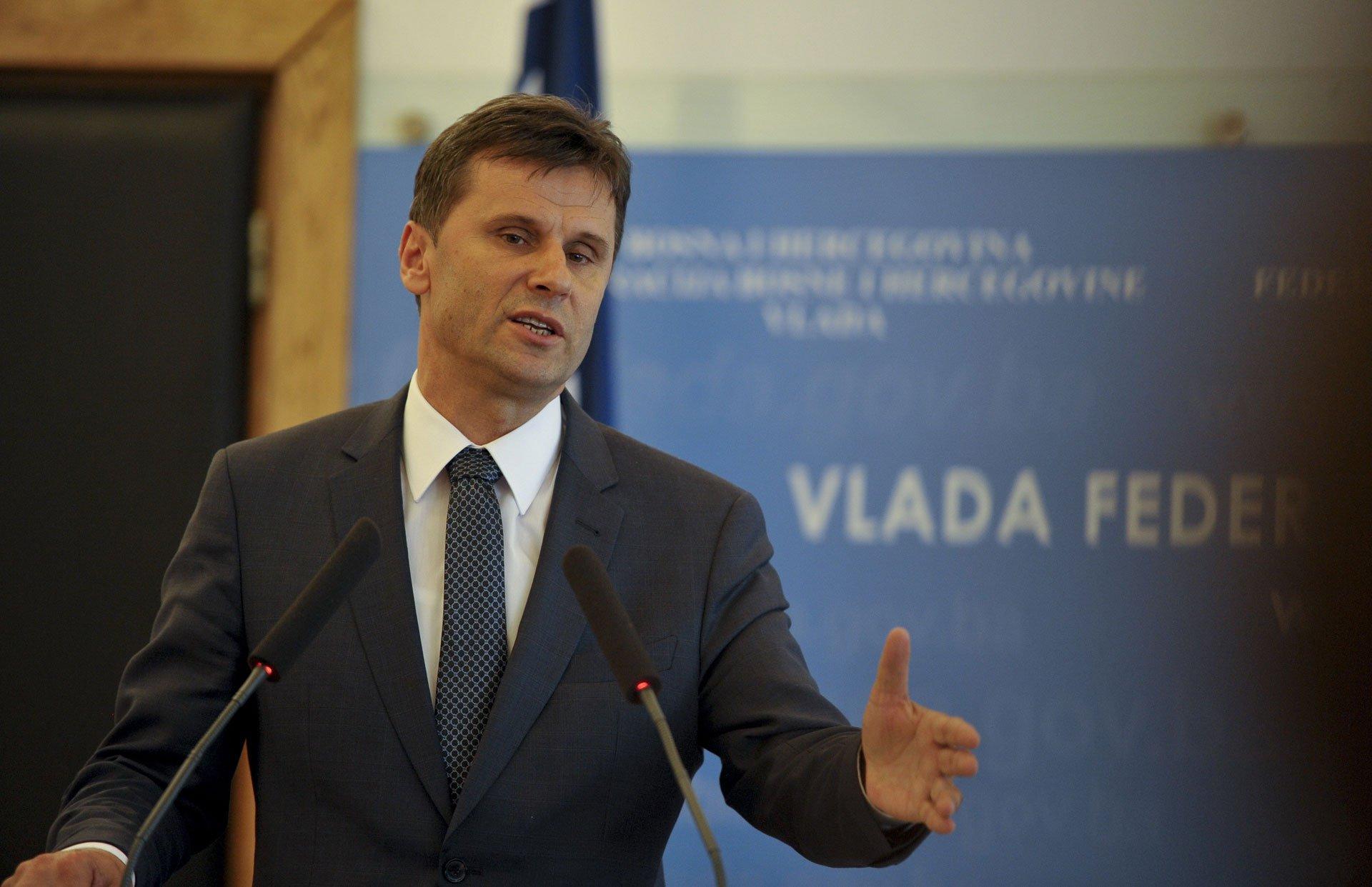 Arhiva Premijer Fadil Novalić - Privredna štampa