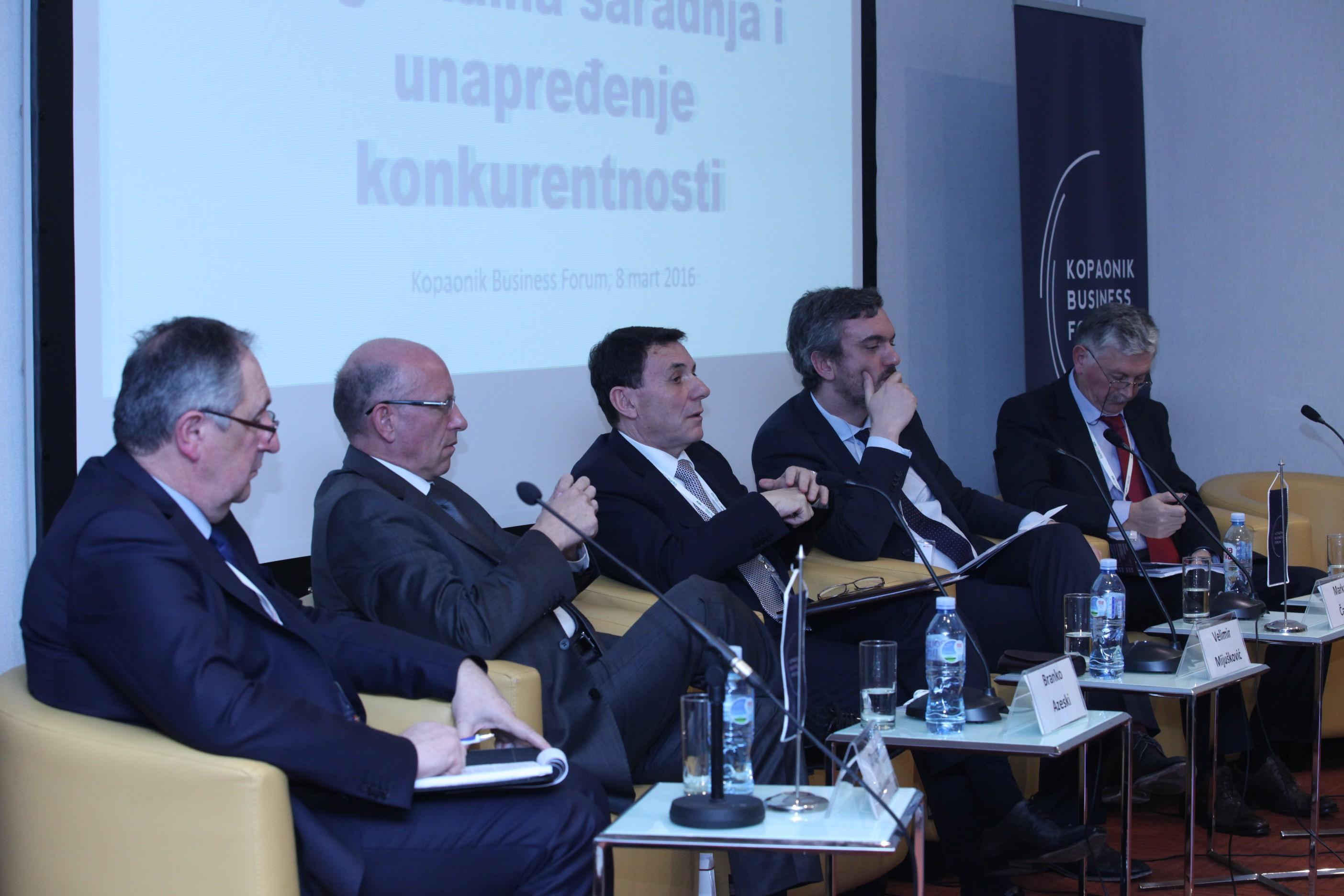 Kopaonik Biznis Forum