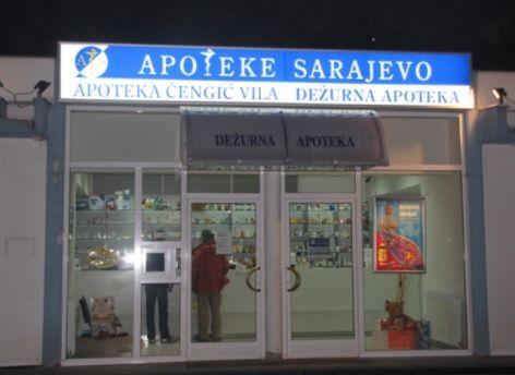 Apoete Sarajevo