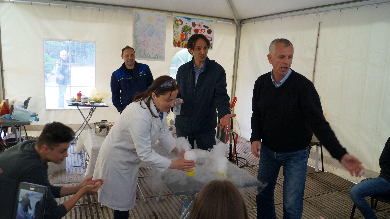 MESSER BH Gas: Održana Radionica O Suhom Ledu