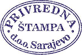 Privredna Stampa Logo
