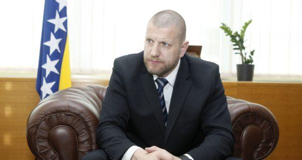 Ministar Jusko: BiH Odobrena četiri Projekta U Trstu