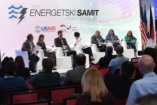 U Neumu Završen Treći Energetski Samit U BIH