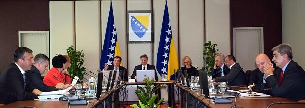Usvojen Sporazum O Saradnji Vijeća Ministara BiH I Nevladinih Organizacija