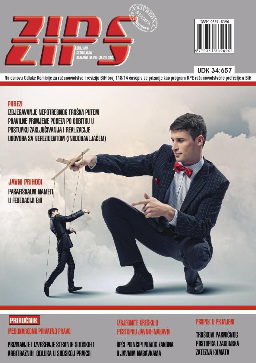 ZIPS Br. 1317