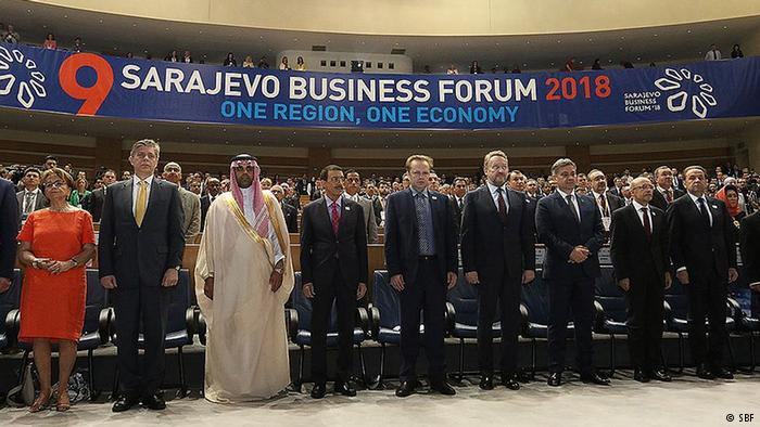 Završen Deveti Po Redu Sarajevo Business Forum
