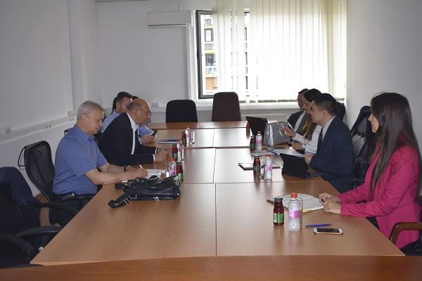 Ministar Drljača Sa Predstavnicima MMF-a O Reformi Penzionog Sektora