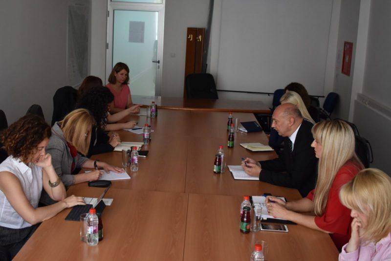 Ministar Drljača Primio Delegaciju Svjetske Banke