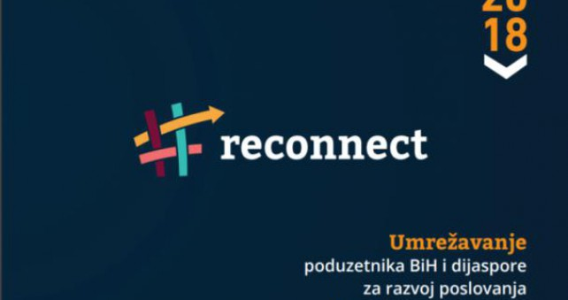 """Reconnect"" Konferencija Danas U Sarajevu"