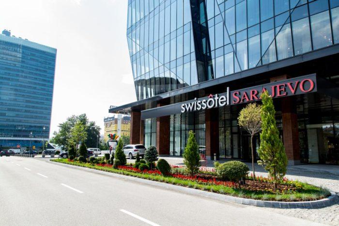 Svečano otvoren Swissotel Sarajevo
