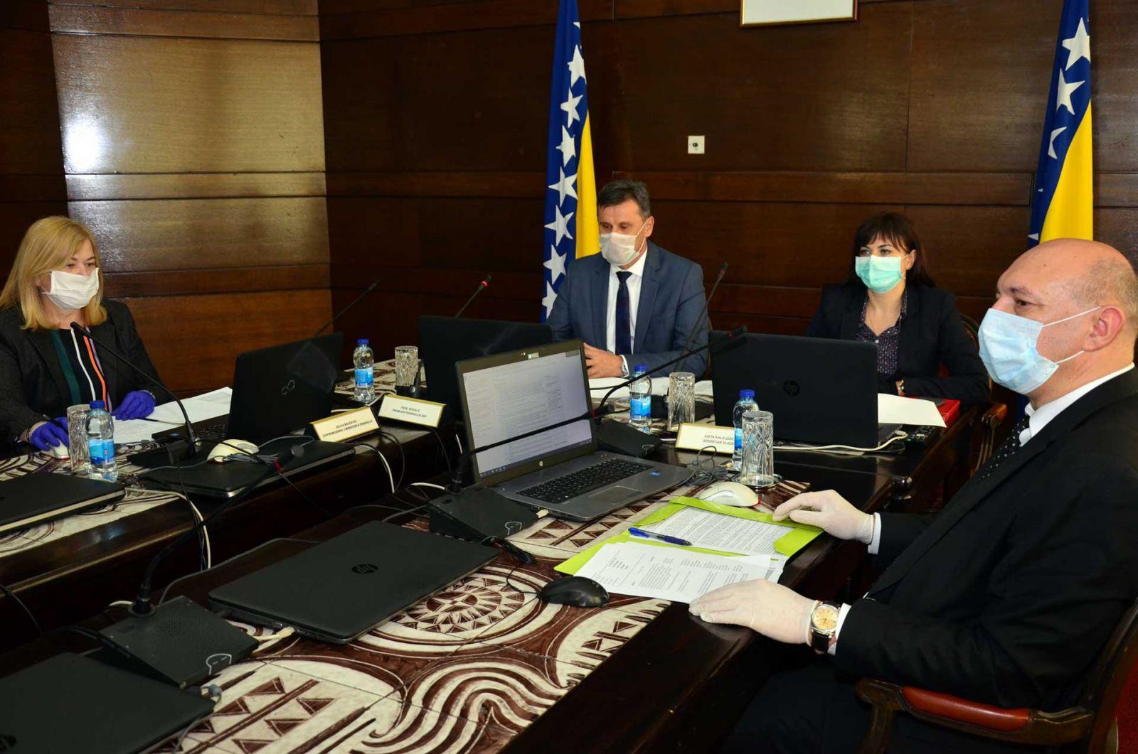 Vlada FBiH: Utvrđen Prijedlog Zakona O Ublažavanju Negativnih Ekonomskih Posljedica