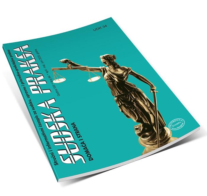 Sudska Praksa 84 3dWEB