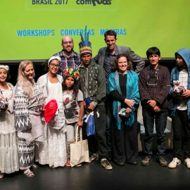 Emotion in speeches and strong stories at comKids – PJIBA 2017