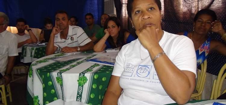 PRIX JEUNESSE Visits Cuba