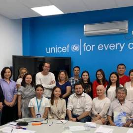 PRIX JEUNESSE Suitcase makes its first Stop in Kyrgyzstan