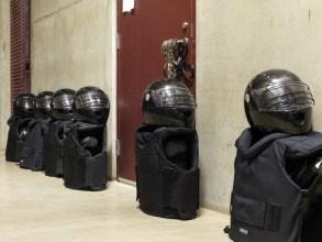 Camp Six, Emergency Response Force Equipment