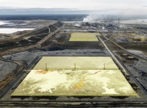 Alberta Oil Sands #6, Tailings
