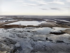 Alberta Oil Sands #7, Tailings