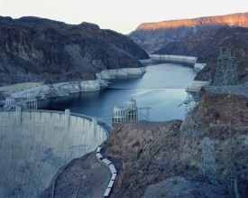 Hoover Dam and Lake Mead, Nevada/Arizona 2007