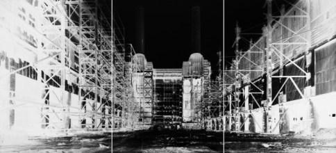 Battersea Power Station, III: July 5, 2004