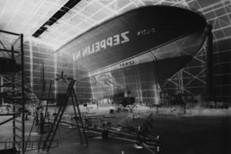 Zeppelin, Friedrichshafen, I: August 10 - 13, 1999