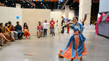 Indian Folk Garba Classes