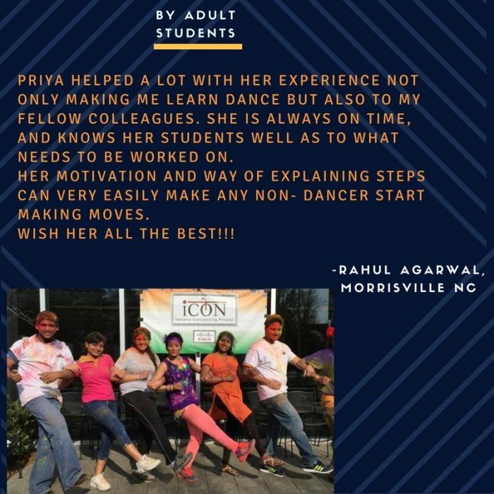 Bollywood Fitness in Morrisville