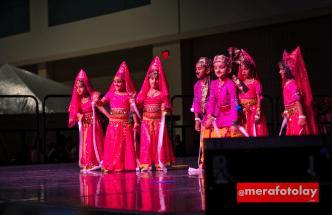 Bollywood dance class for Children
