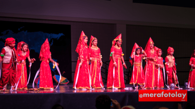 Bollywood Dance for teenagers
