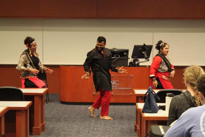 Bollywood dance at area colleges