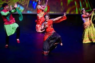 Bollywood HigH energy fun classes