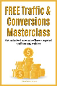 FREE Mass Traffic & Conversions Masterclass